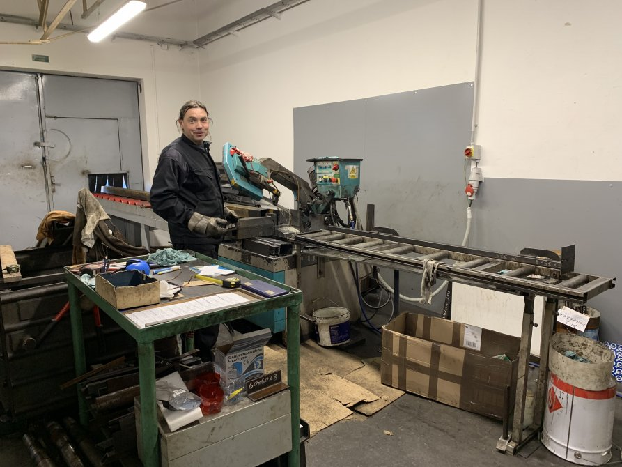 Výrobní prostory